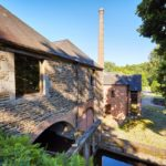 moulin campagne normandie
